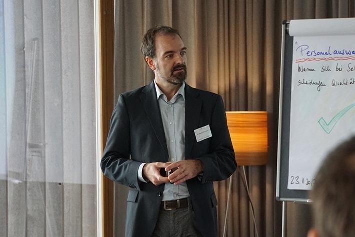 Expert Marketplace - Dr. Marco Behrmann - Impressionen zwei