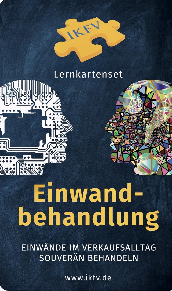 Expert Marketplace -  Frank Mohr - Lernkartenset Einwandbehandlung