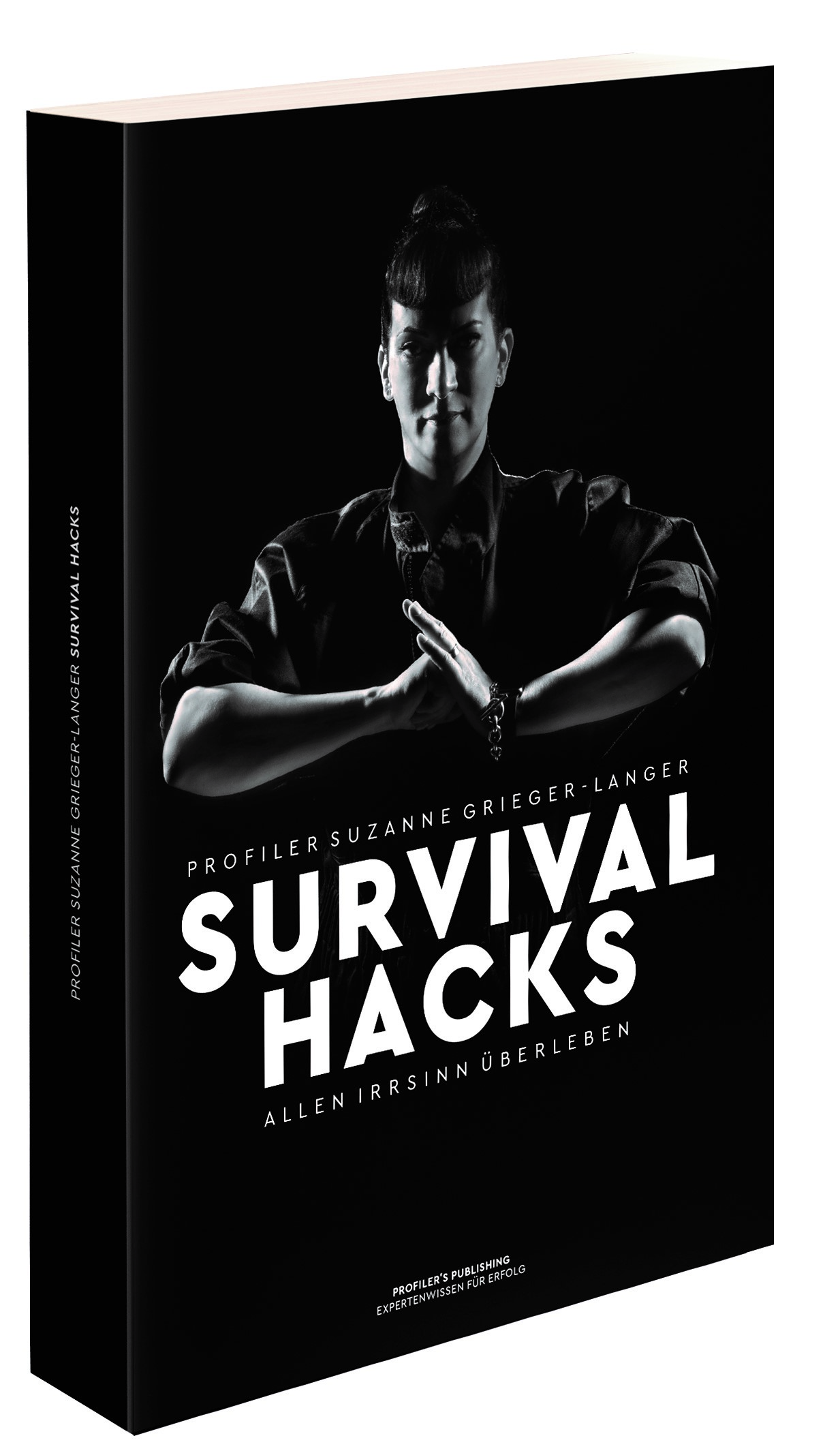 Expert Marketplace -  Suzanne Grieger-Langer - Survival Hacks – Allen Irrsinn überleben