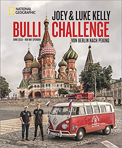 Expert Marketplace -  Joey Kelly  - Bulli-Challenge – Von Berlin nach Peking