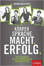 Expert Marketplace -    Monika Matschnig - Körpersprache. Macht. Erfolg.
