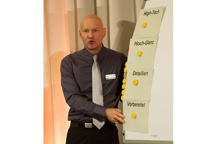 Expert Marketplace -  Peter Mohr  - Impressionen drei