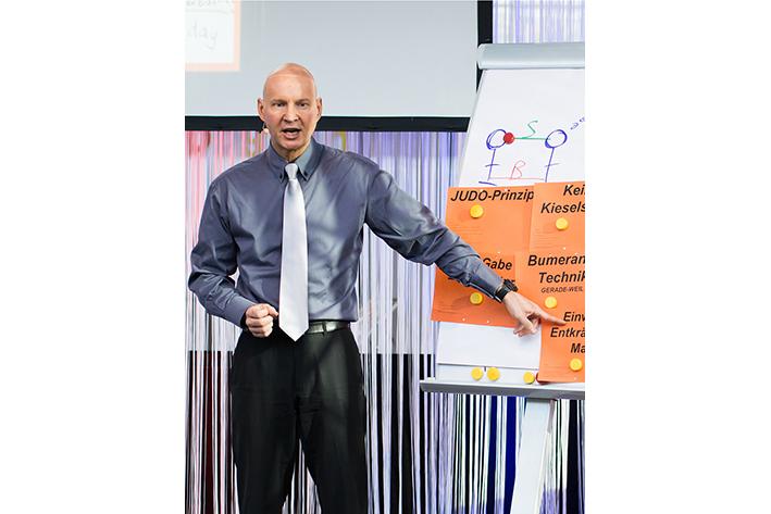 Expert Marketplace -  Peter Mohr  - Impressionen eins