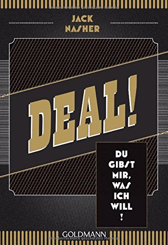 Expert Marketplace -  Prof. Dr.   Jack   Nasher  - Deal! Du gibst mir, was ich will