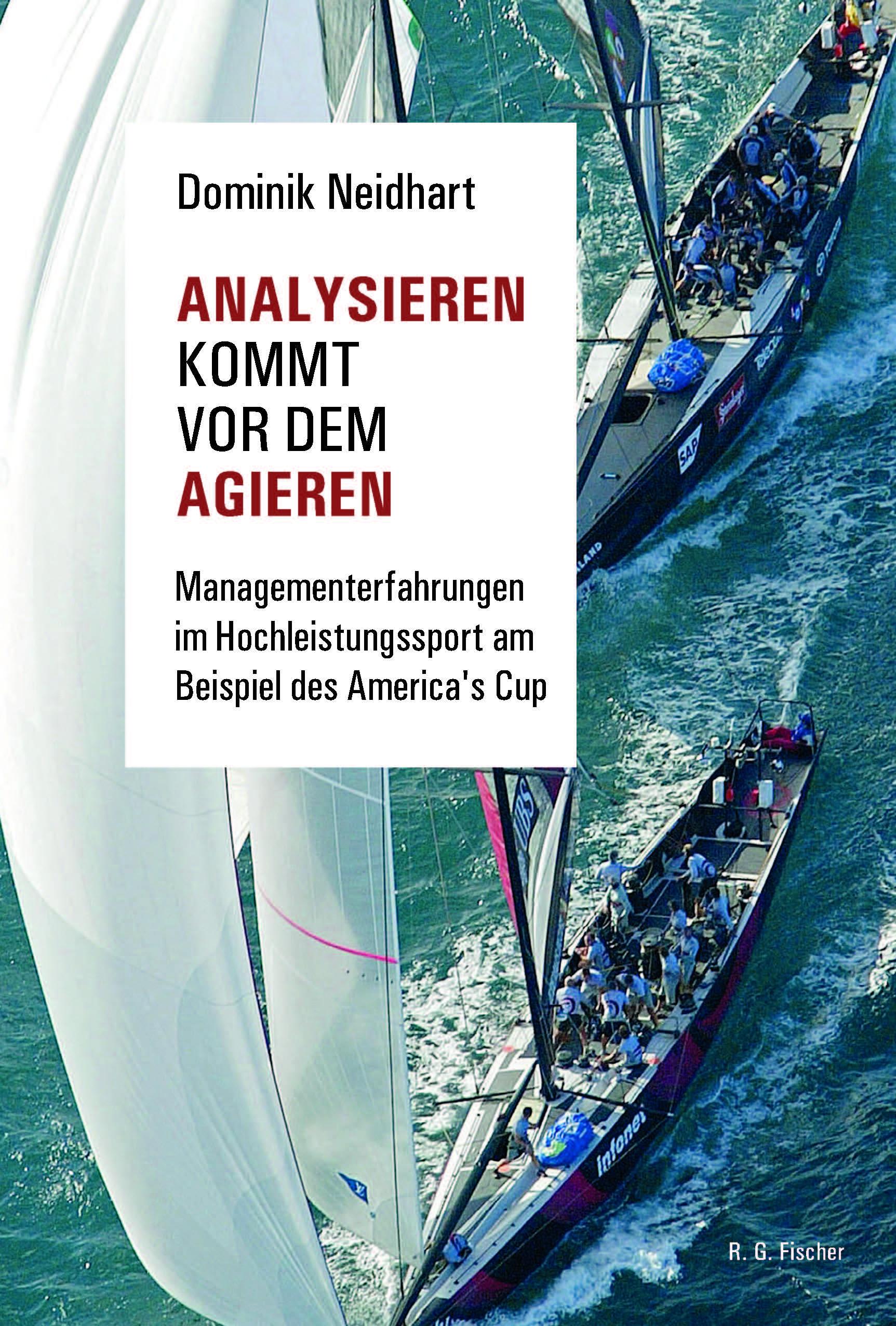Expert Marketplace -  Dominik Neidhart  - Analysieren kommt vor dem Agieren