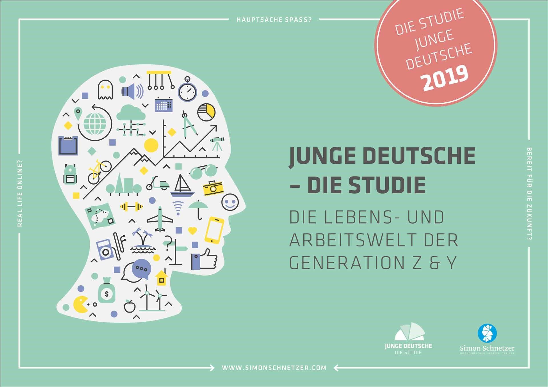 Expert Marketplace -  Simon Schnetzer - Junge Deutsche 2019 - Die Studie