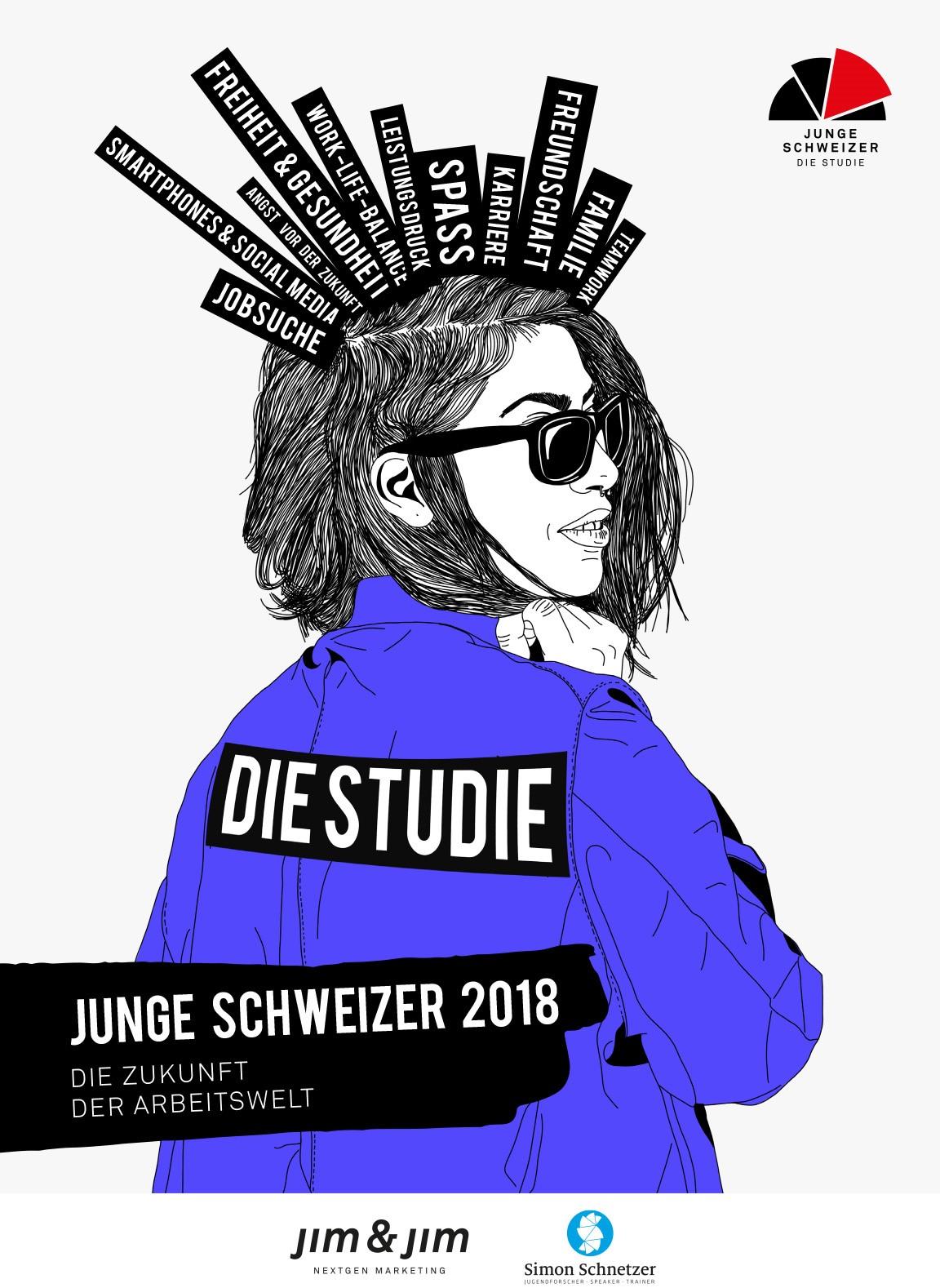 Expert Marketplace -  Simon Schnetzer - Junge Schweizer 2018 - Die Studie