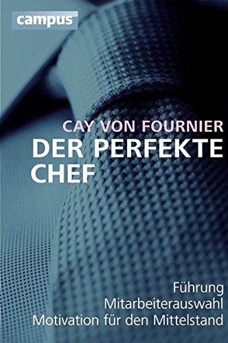 Expert Marketplace -  Dr. Dr.   Cay   von Fournier  - Der perfekte Chef